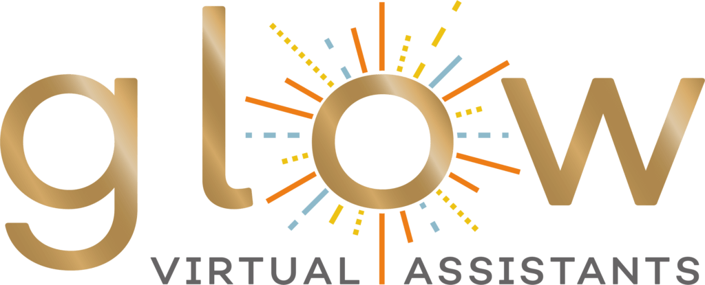 glow virtual assistants logo