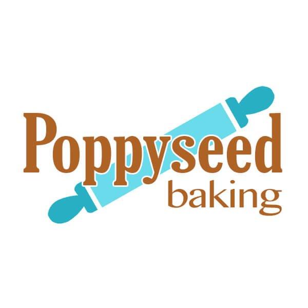 Poppyseed baking logo