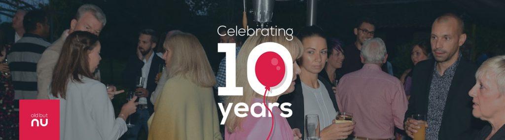 celebrating 10 years of nu image banner