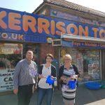 Chloe Smith MP Kerrisons Toys