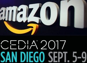 CEDIA Expo Amazon customised