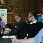 The Big Q in Parliament Glynn Burrows