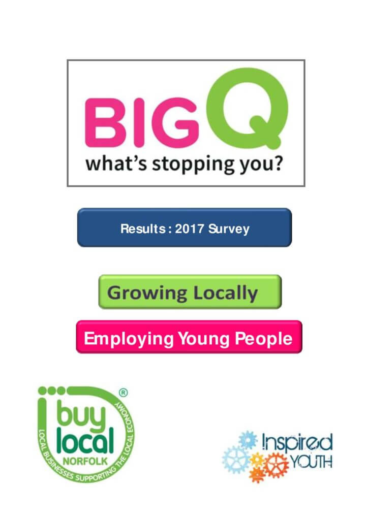 The Big Q 2017 results page 1