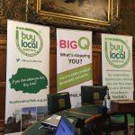 The Big Q at Parliament