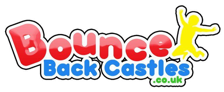 Bounce Back Castles logo